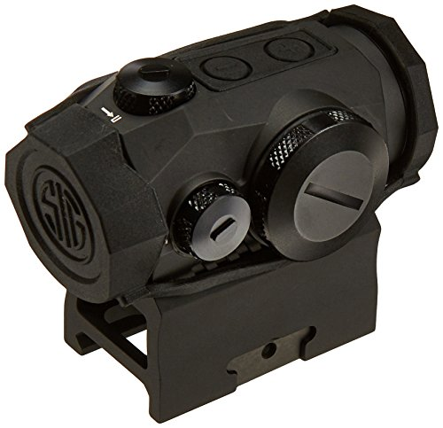 Sig Sauer SOR52001 Romeo5 1x20mm Compact 2 Moa Red Dot Sight, Black by Sig Sauer (Image #2)