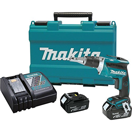 Makita XSF03M 18V LXT Lithium-Ion Brushless Cordless Drywall Screwdriver Kit (Discontinued by Manufacturer)
