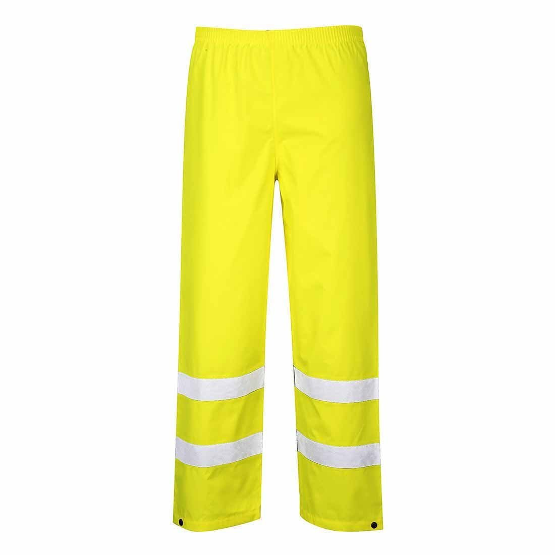 TALLA M. Portwest S480 - Hi-Vis Tráfico Plancha, color Amarillo, talla Medium