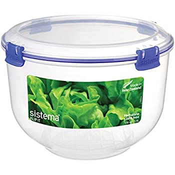 Amazon Com Sistema Klip It Collection Lettuce Crisper