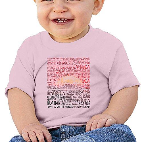Quxueyuannan Africa - Toto Washed Cotton Baby Boy Shirt Cute Summer T Shirt Funny by Quxueyuannan