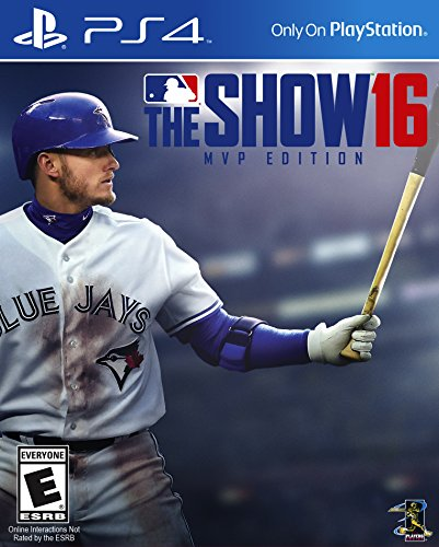 Mlb The Show 16 Mvp Edition   Playstation 4