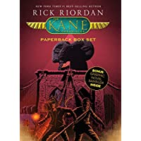 The Kane Chronicles, Paperback Box Set (with Graphic Novel Sampler)