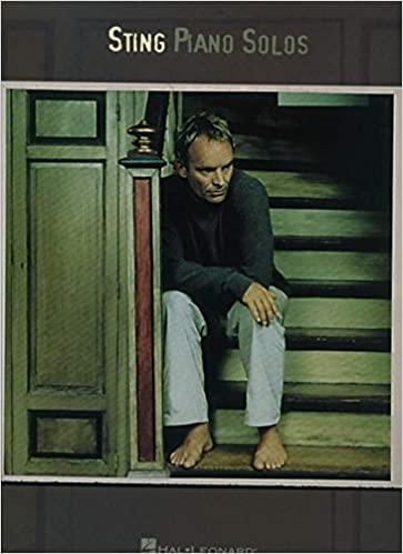 STING PIANO SOLOS BOOK