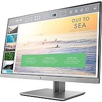 HP EliteDisplay 23-Inch Screen LED-Lit Monitor Silver (1FH46AA#ABA)