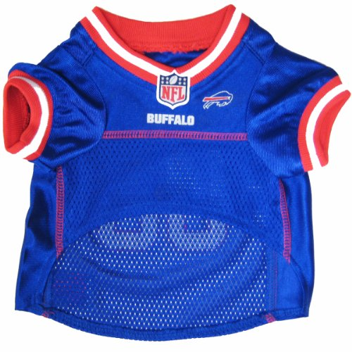 Pets First NFL Buffalo Bills Jersey Large