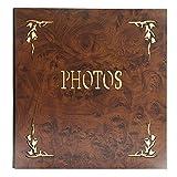 Album album interstitial 567 inch 400 mixed / home wood album / creative album (35 33 4.5cm) ( Color : F )