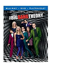 The Big Bang Theory: Season 6 [Blu-ray]