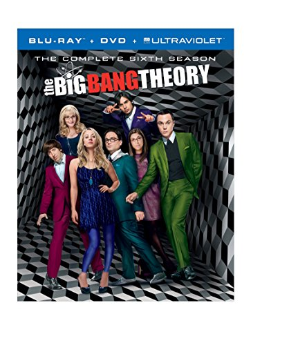 UPC 883929279975, The Big Bang Theory: Season 6 [Blu-ray]