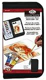 Royal & Langnickel Watercolor Paint Essentials Keep N' Carry Set