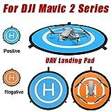 Landing Pad Apron for DJI Mavic 2 Series,WensLTD Portable UAV Landing Mat Fast-fold 75cm Landing Pad Apron for DJI Mavic 2 Series (75CM)