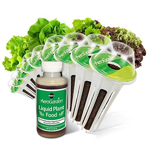 Miracle-Gro AeroGarden Salad Greens Mix Seed Pod Kit (9-Pod)