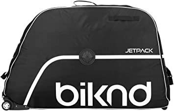 Noir EVOC de coussin vélo transport étui de protection vélo voyage Padding