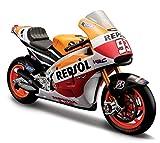 2014 Honda Repsol RC213V [Maisto 31406-93], Moto GP 2014, #93 Marc Marquez, 1:10 Die Cast