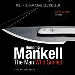 The Man Who Smiled Audiobook