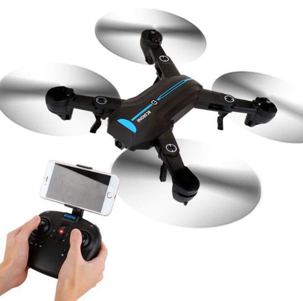 ERKEJI Drohne Drone Schwerkraft Induktion Remote Kontrolle Vier-Achs-Flugzeuge pneumatische Feste Höhe Spielzeug Flugzeug 1080p Aerial Photo Real-Time Übertragung WiFi FPV
