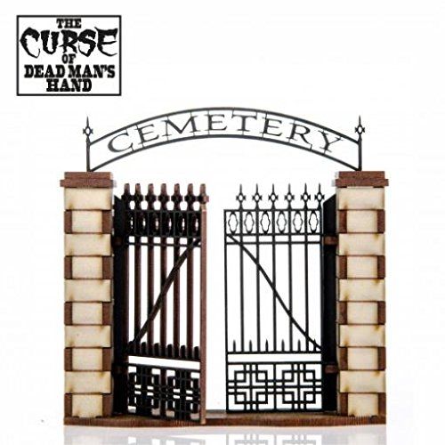 Cemetery Entrance - 6
