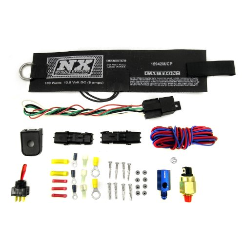 Nozzle Single System (Nitrous Express NX-E85 Conversion Kit for Single Nozzle System to E-85)