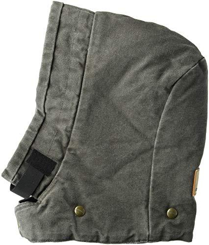 (Carhartt Men's Arctic Quilt Hood,Grey,One Size)