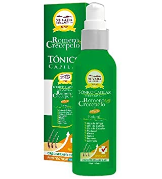 Amazon.com: Romero Crecepelo Tonico Capilar 100 ml: Beauty