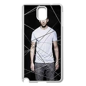 Samsung Galaxy Note 3 Cell Phone Case White Calvin Harris