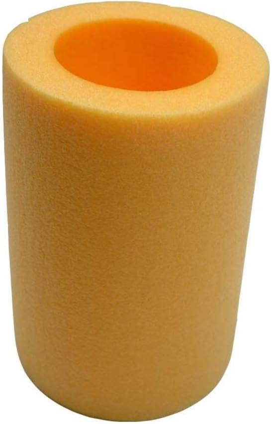 Conector amarillo para patatas fritas de espuma NOODLE Kerlis 13035