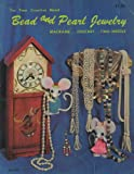 bead and pearl jewelry macrame crochet two needle h 191