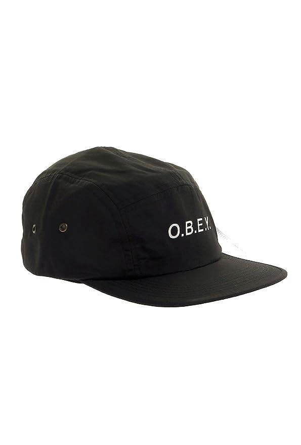 OBEY - Gorra de béisbol - para hombre negro Talla única: Amazon.es: Ropa y accesorios
