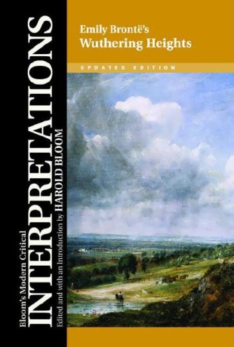 Emily Bronte's Wuthering Heights (Bloom's Modern Critical Interpretations (Hardcover))