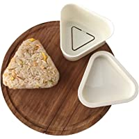 2 Unids/set Triángulo Molde de Sushi Molde