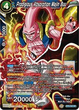 Amazon.com: Dragon Ball Super TCG Singles - Prodigious ...