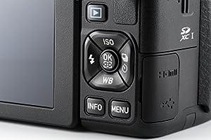 "Pentax 24 Digital SLR Camera Dynamic with 3"" LCD, Black (K-70 18-55mm lens kit black)"