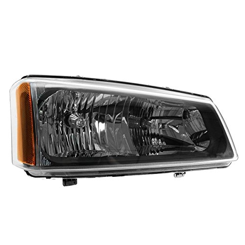 (Tiffin Allegro 2007-2008 RV Motorhome Right (Passenger) Replacement Front Headlight with Bulbs)