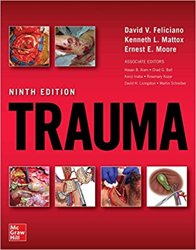 Trauma, Ninth Edition - Original PDF