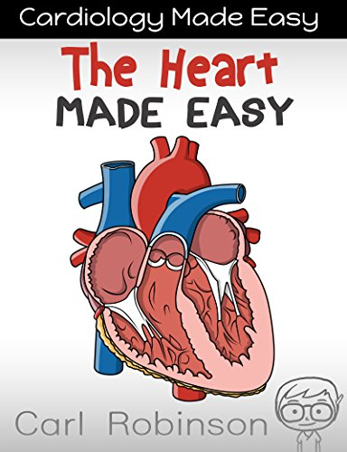 Heart Made Easy Cardiology Book ebook product image