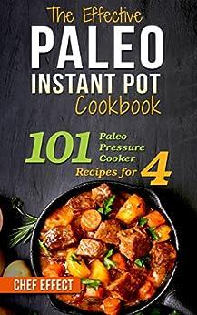 Effective Paleo Instant Pot Cookbook ebook product image