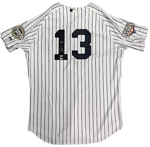 Alex Rodriguez Autographed 2009 World Series Jersey (MLB)