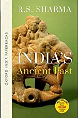 India's Ancient Past Paperback