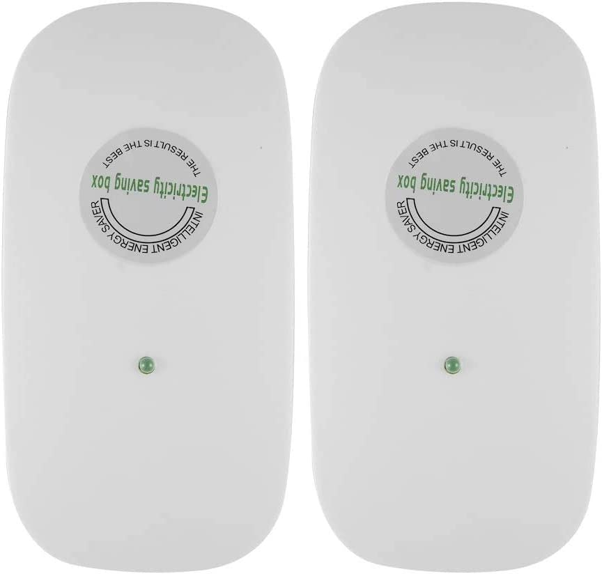 Power Save Device Ecowatt 30Kw Energy Saver Power Device Saving Okowatt Electric Ez for Home Appliances, Supermarkets, Factories, Schools(2Pack)