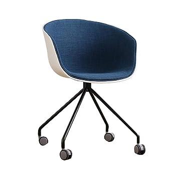 NAN liang Silla de escritorio Silla de trabajo, silla de la ...