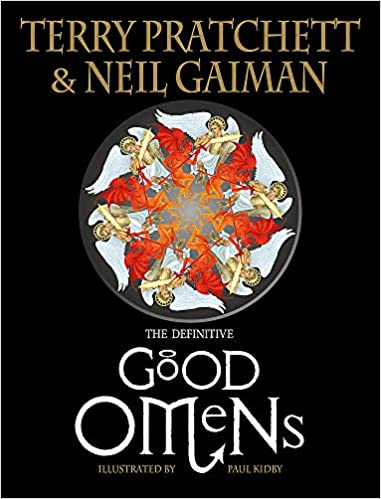 The Illustrated Good Omens: Terry Pratchett, Neil Gaiman