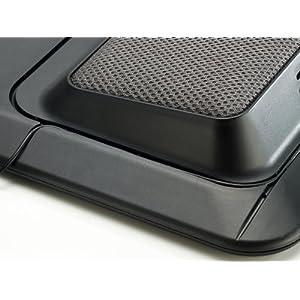 Cooler Master NotePal LapAir - Laptop Lap Desk with Pillow Cushion and Cooling Fan (R9-NBC-LPAR-GP)