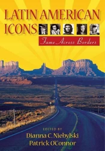 Latin American Icons: Fame Across Borders