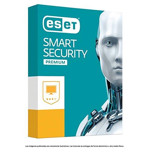 ESET Smart Security Premium 2018, 3U 1Y, version 10