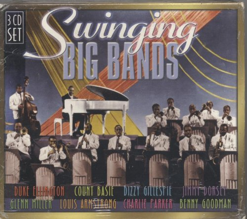 Swinging Big Bands Box - Swinging Big Bands