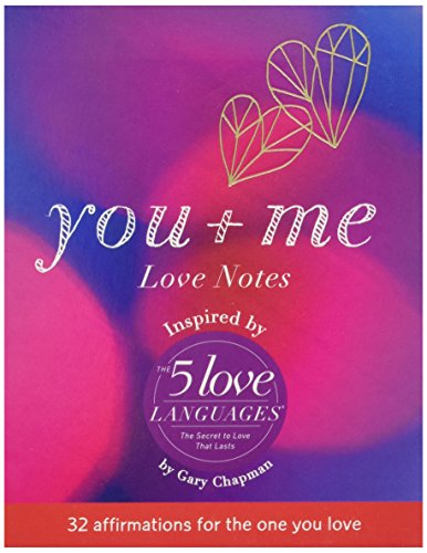 - Love Notes - 5 Love Languages by Gary Chapman - 32 Notes