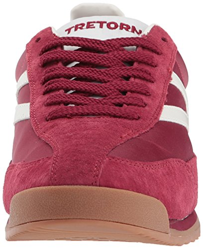 Tretorn Mens Rawlins7 Sneaker Mushroom Red