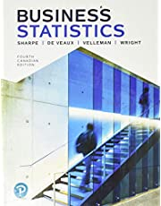 Business Statistics, Fourth Canadian Edition
