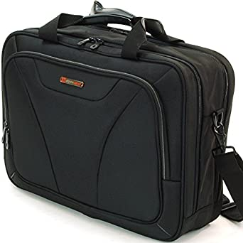 "17f293e52 Alpine Swiss Cortland 15.6"" Laptop Bag Organizer Briefcase, ..."