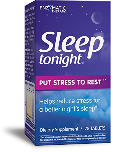 Enzymatic Therapy Sleep Tonight Tablets, 28 Count by Enzymatic Therapy